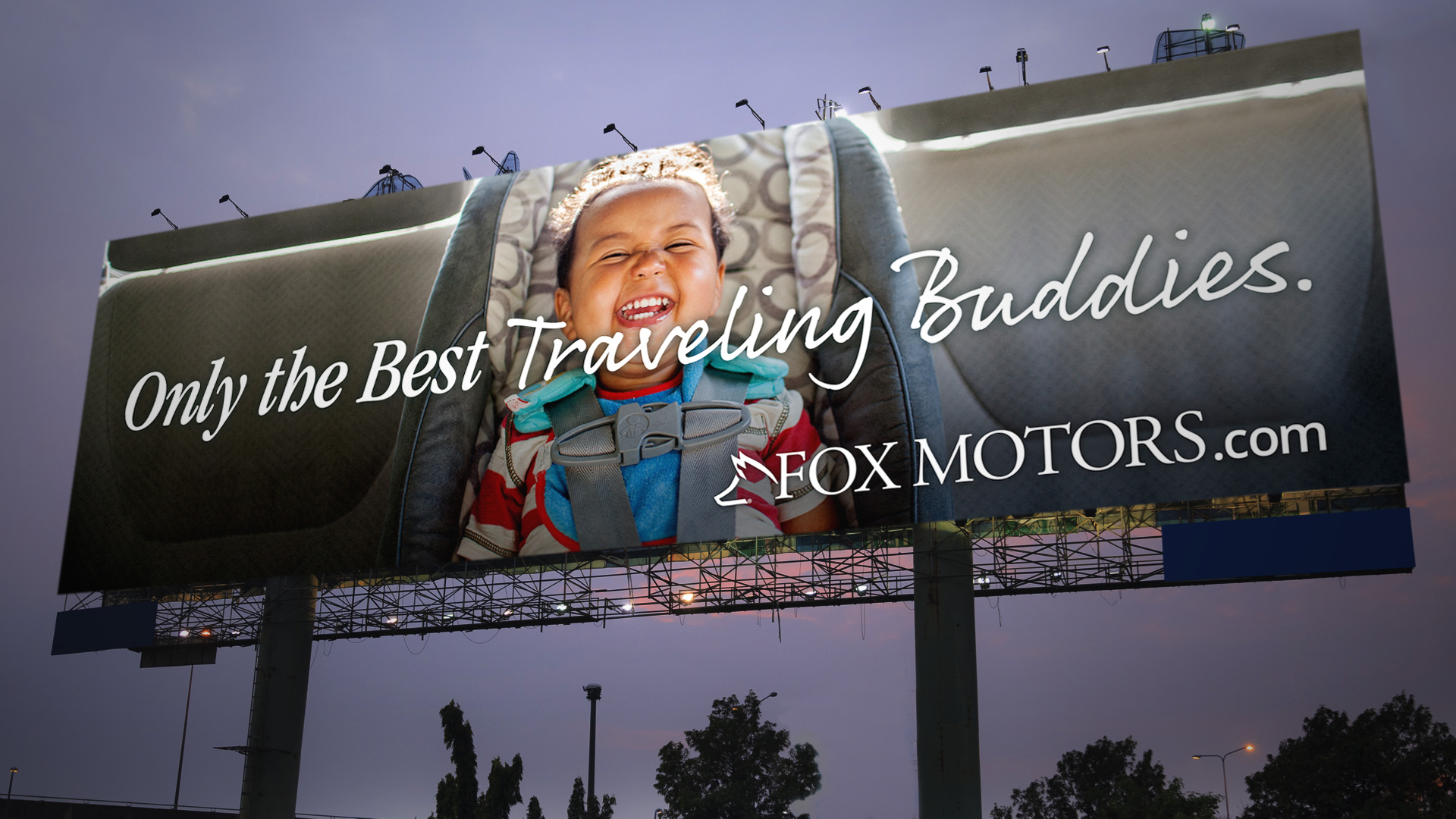 Only The Best By Fox Motors Fairly Painless Advertising